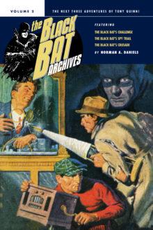 The Black Bat Archives, Volume 2