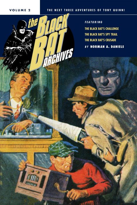 The Black Bat Archives, Volume 2