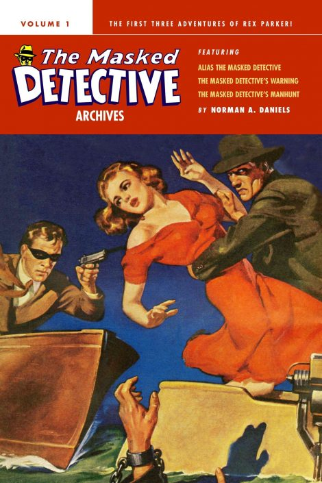 The Masked Detective Archives, Volume 1