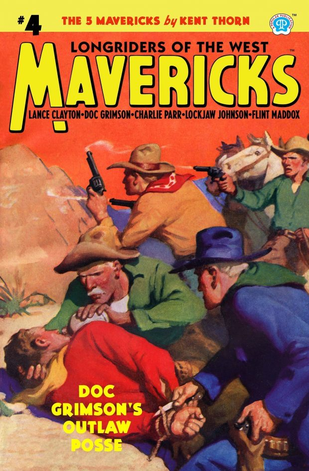 Mavericks #4: Doc Grimson's Outlaw Posse