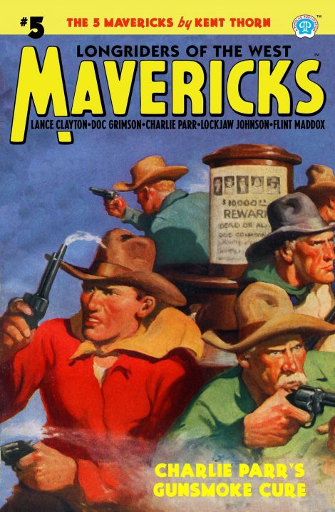 Mavericks #5: Charlie Parr's Gunsmoke Cure