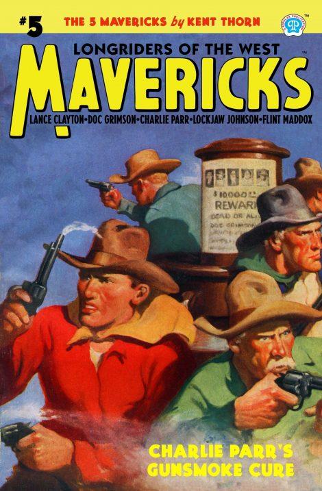 Mavericks #5: Charlie Parr's Gunsmoke Cure
