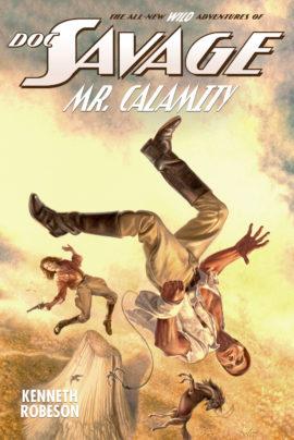 Doc Savage: Mr. Calamity