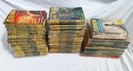Complete Set of Astounding Stories Pulps from John W. Campbell's Era: 1937-43