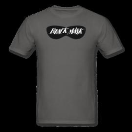 Black Mask 1950s Logo T-Shirt (Style A)