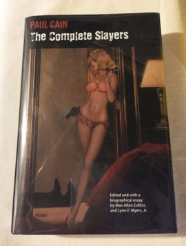 The Complete Slayers by Paul Cain (Centipede Press Edition)