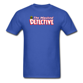 The Masked Detective T-Shirt