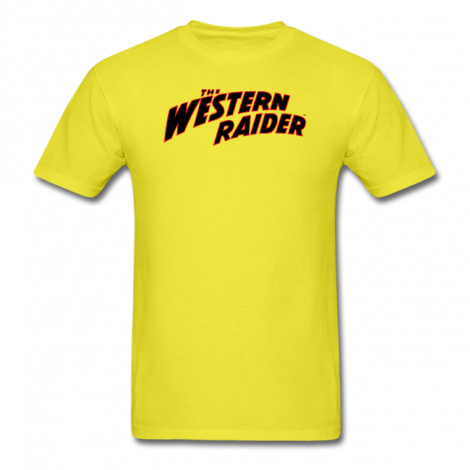 The Western Raider T-Shirt