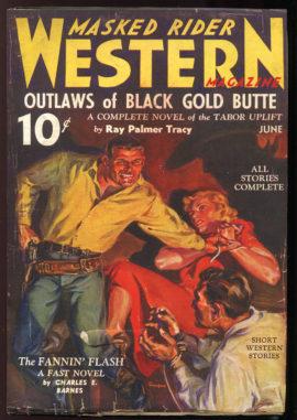 Masked Rider Western (June 1937)
