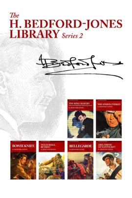 The H. Bedford-Jones Library: Series 2 (Six Book Set)