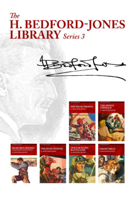 The H. Bedford-Jones Library: Series 3 (Six Book Set)