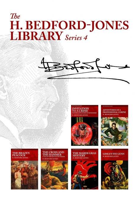 The H. Bedford-Jones Library: Series 4 (Six Book Set)