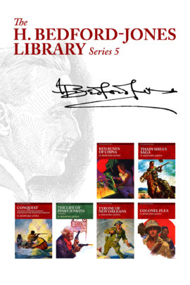 The H. Bedford-Jones Library: Series 5 (Six Book Set)