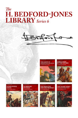 The H. Bedford-Jones Library: Series 6 (Six Book Set)