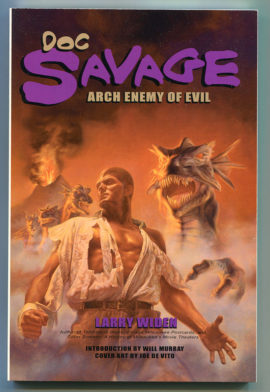 Doc Savage: Arch Enemy of Evil by Larry Widen
