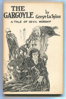 The Gargoyle by Greye La Spina (Weird Tales Classic)