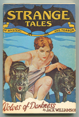 Strange Tales (Odyssey Reprint #6)