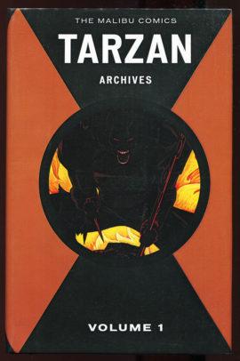 The Complete Malibu Comics Tarzan (Hardbound Comics Series with Dustjacket)