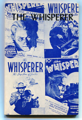 The Whisperer (Pulp Classics 15)