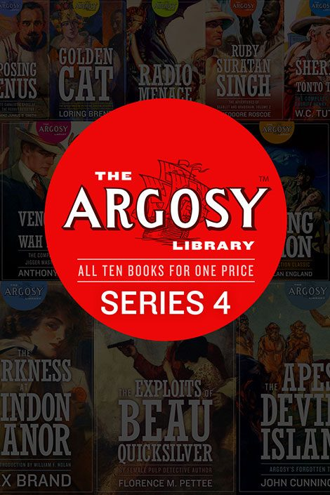 The Argosy Library: Series 4 (Ten Book Set)