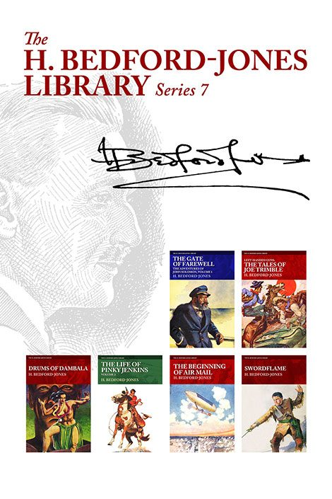 The H. Bedford-Jones Library: Series 7 (Six Book Set)