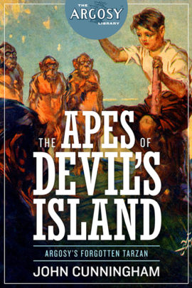 The Apes of Devil's Island (The Argosy Library)