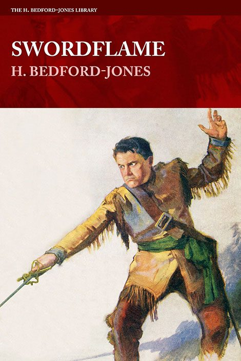 Swordflame (The H. Bedford-Jones Library)