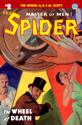 The Spider #2: The Wheel of Death