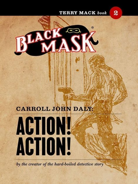 Terry Mack #2: Action! Action! (Black Mask eBook)