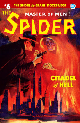 The Spider #6: Citadel of Hell