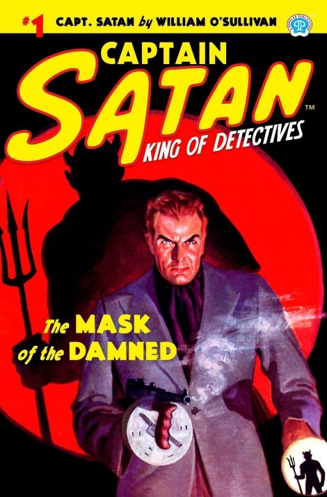 Captain Satan #1: The Mask of the Damned