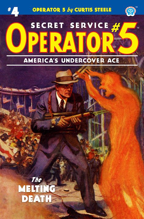 Operator 5 #4: The Melting Death