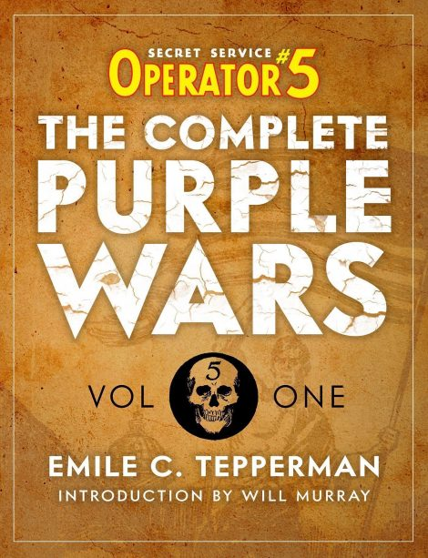 Operator 5: The Complete Purple Wars (2 Volume Deluxe Edition) Volume 1
