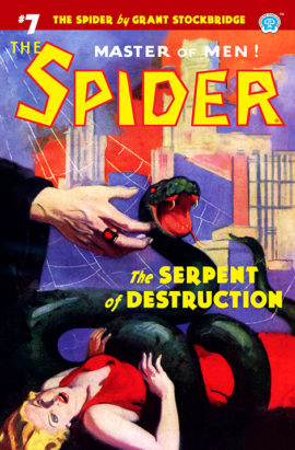 The Spider #7: The Serpent of Destruction
