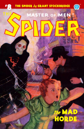 The Spider #8: The Mad Horde