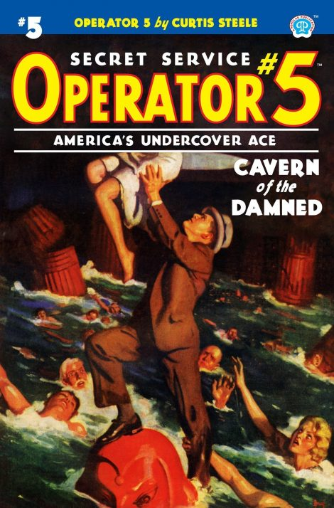 Operator 5 #5: Cavern of the Damned