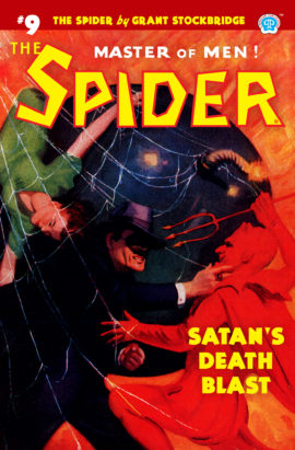 The Spider #9: Satan's Death Blast