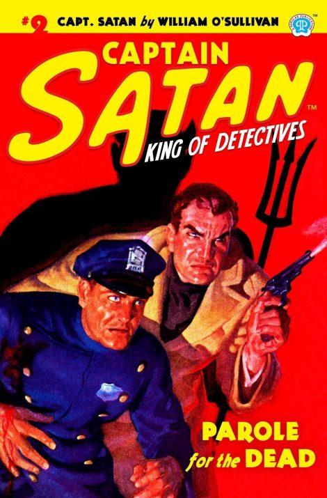 Captain Satan #2: Parole for the Dead