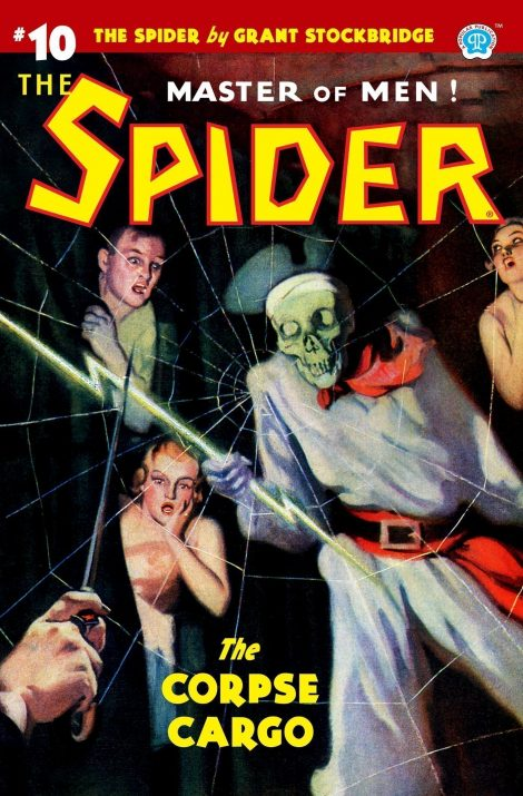 The Spider #10: The Corpse Cargo