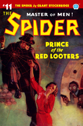The Spider #11: Prince of the Red Looters