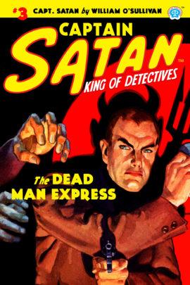 Captain Satan #3: The Dead Man Express