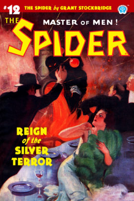 The Spider #12: Reign of the Silver Terror