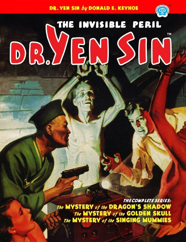 Dr. Yen Sin: The Complete Series (Deluxe Edition)